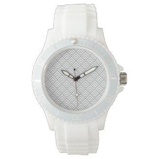Relógio CINZAS patterns05