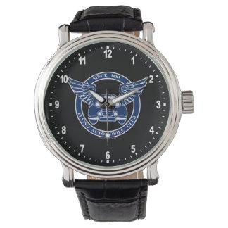 Relógio Clube de automóvel do vôo