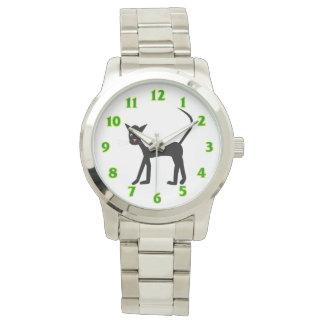 Relógio conhecido feito sob encomenda (adicione
