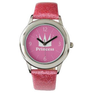Relógio Coroa da princesa