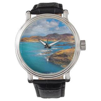 Relógio Costa oeste de Scotland