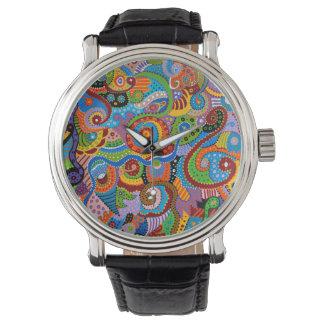 Relógio Costas do quantum