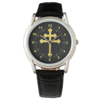 Relógio Cruz de Lorena