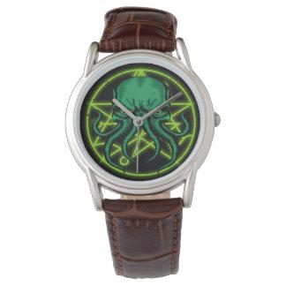 Relógio Cthulhu
