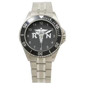 Relógio Cuidados do RN LPN das enfermeiras