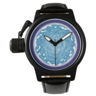 Relógio da bacia do oceano