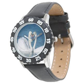 Relógio da cisne