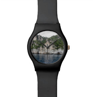 Relógio da costa de Amalfi