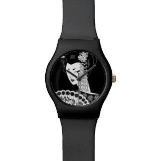 Relógio da gueixa