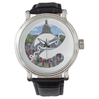 Relógio da legislatura de Alberta