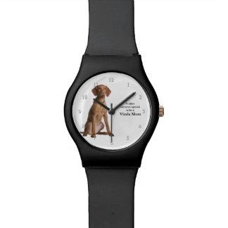Relógio da mamã de Vizsla