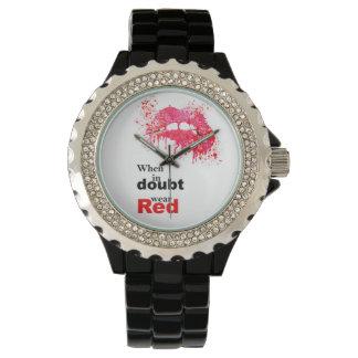 Relógio da mulher