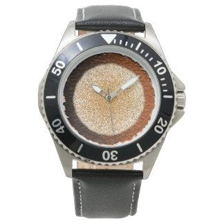 Relógio da oxidação e da areia