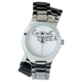 Relógio da rainha de Crowndit