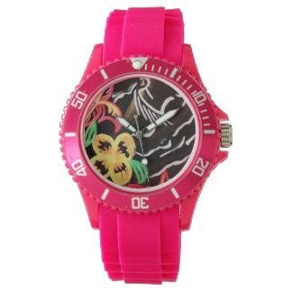 Relógio da zebra