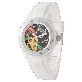 Relógio da zebra do desenhista original