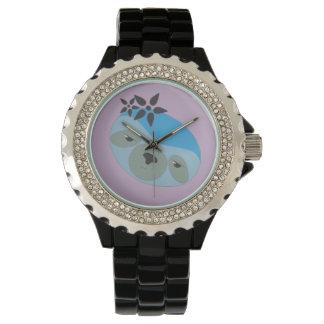 Relógio Das mulheres azuis da preguiça do *Jaded* de