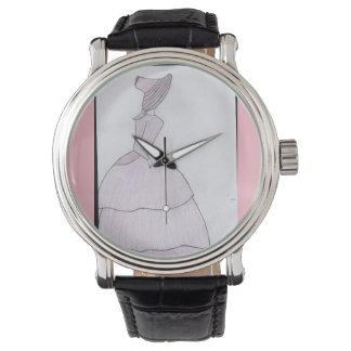 Relógio de Affordabe com design clássico