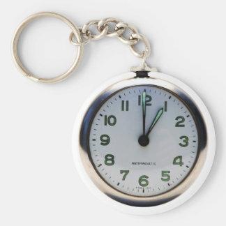 Relógio de bolso chaveiros