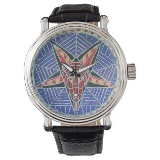 Relógio de Corpsewood Baphomet