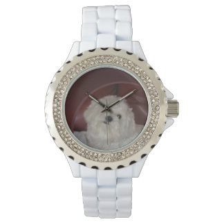 Relógio de forma maltês do AMANTE para mulheres