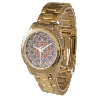 Relógio de homens rochoso do vintage do
