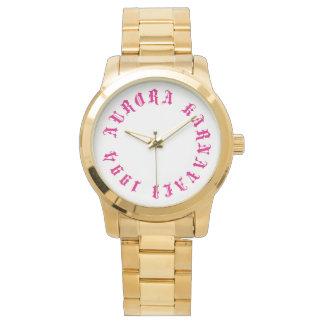 Relógio de Karnavali 1994 da Aurora das mulheres