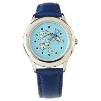 Relógio de Koi