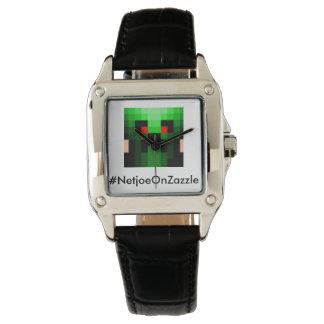 Relógio de NetjoeGaming