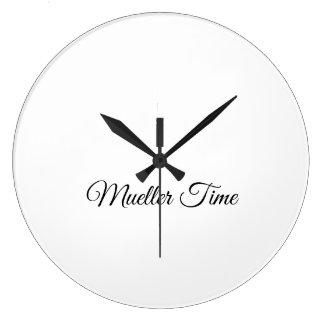Relógio de ponto de Mueller