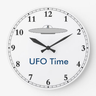 Relógio de ponto do UFO