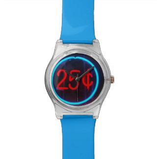 Relógio De Pulso 25 centavos