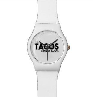 Relógio De Pulso 95th St. Tacos Wach do Los do Tacos