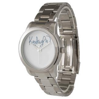 Relógio De Pulso A simplicidade é o tom básico de toda a elegância