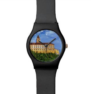 Relógio De Pulso Abadia do licor beneditino, Melk, Áustria