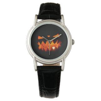 Relógio De Pulso Abóbora do Dia das Bruxas