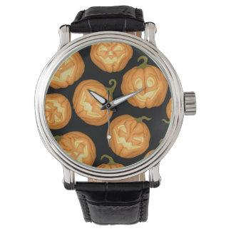Relógio De Pulso Abóboras do Dia das Bruxas