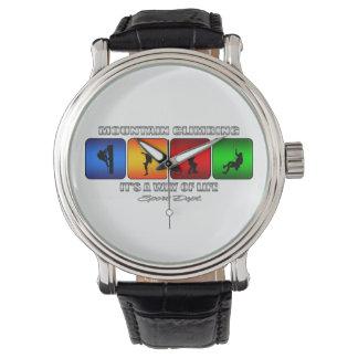 Relógio De Pulso Alpinismo legal é um modo de vida