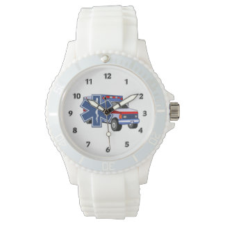 Relógio De Pulso Ambulância do EMS