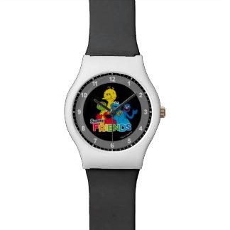 Relogio De Pulso Amigos do sésamo do Sesame Street  