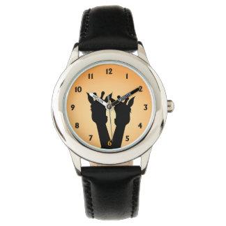 Relógio De Pulso Amor do girafa