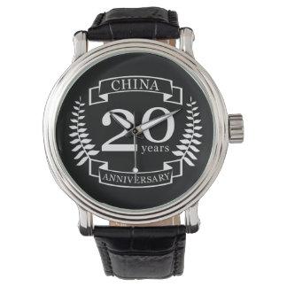 Relógio De Pulso Aniversário de casamento tradicional de China 20