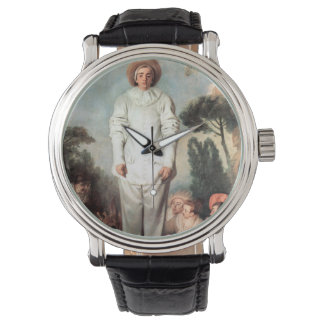 Relógio De Pulso ANTOINE WATTEAU - Pierrot (Gilles) 1718