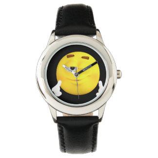 Relógio De Pulso Apelando Emoji