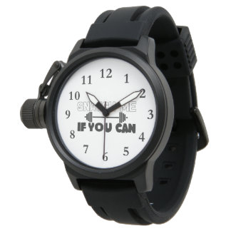 Relógio De Pulso Arrebate-me (os pesos)