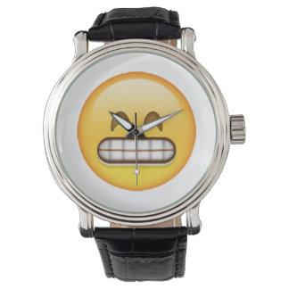 Relógio De Pulso Arreganho - Emoji