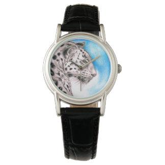 Relógio De Pulso Arte de Jaguar