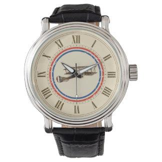 Relógio De Pulso Avião do vintage