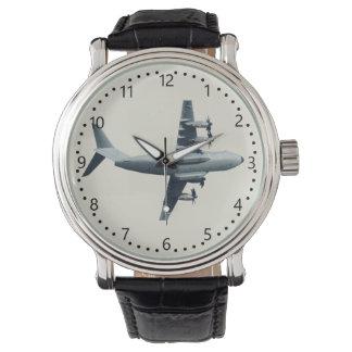 Relógio De Pulso Aviões do atlas A400M - 1