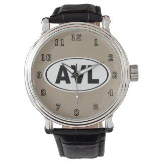 Relógio De Pulso AVL Asheville North Carolina